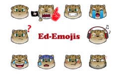 Ed-emojis: End of the year, june bugs, service dogs, and more