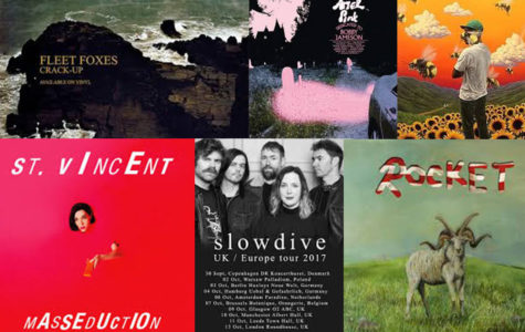 Review: Best albums of 2017