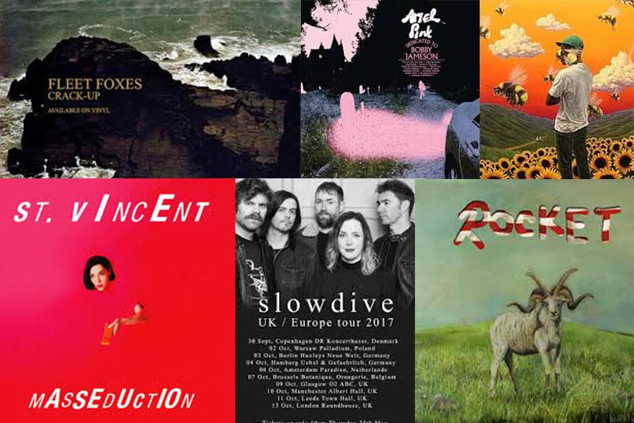 A comprehensive review of the best albums that came out in the past year.
