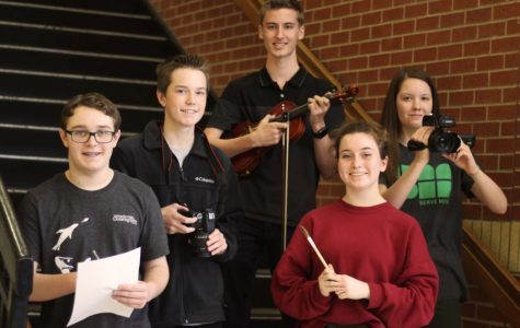 Students selected for state PTA reflections contest