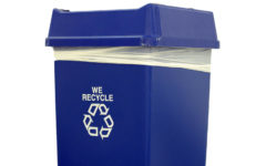 Recycling reinstated in Lucas