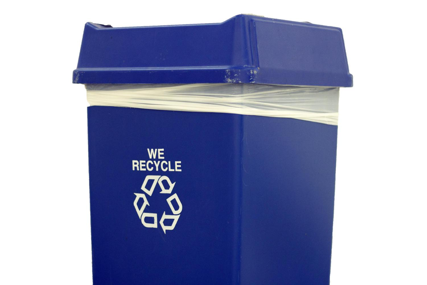 With the help of Republic Services, curbside recycling has returned to Lucas.