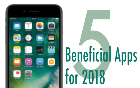 Beneficial apps for a better 2018