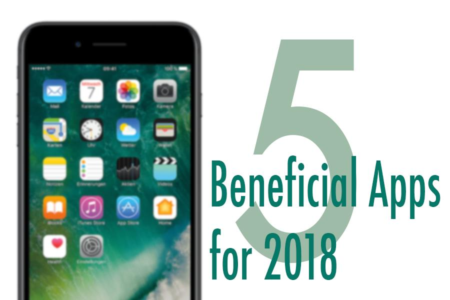 These new apps will be beneficial to the lives of smartphone users in 2018.