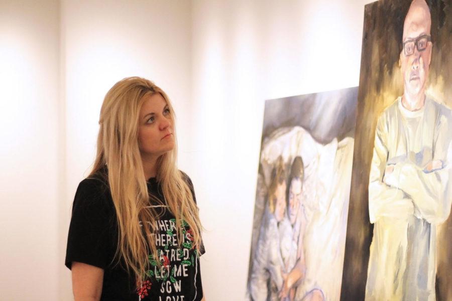 Art and AP Art History teacher Amanda Beller has been a member of the council since the fall.