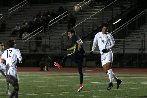 Boys soccer looks to fend off Wylie East