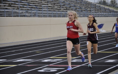 Track and field athletes to compete at Clyde Littlefield Texas Relays