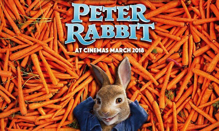 Review: 'Peter Rabbit' adds a modern twist to beloved bunny books