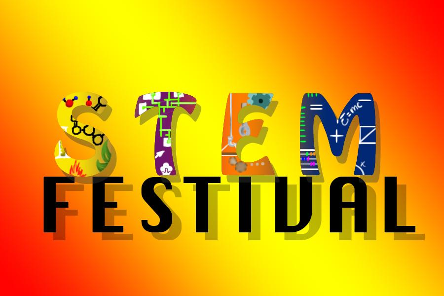 The STEM festival has a variety of activities, competitions, exhibits, and projects for students and parents.