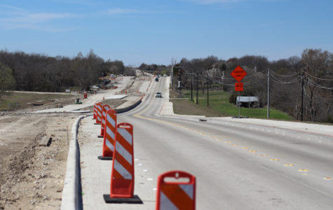 Stacy Road expansion expected to conclude at summer's end
