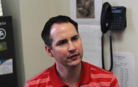 AP world history teacher John Gore