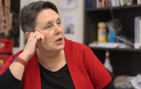 AP human geography teacher Homa Lewis