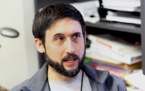 Spanish teacher Jose Madrid