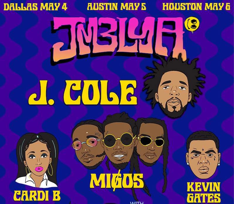 The Red Ledger to giveaway two JMBLYA tickets