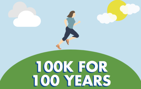 District aims to promote exercise through 100k for 100 years