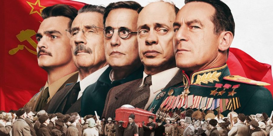 Review: 'The Death of Stalin' is a clever, darkly funny biopic