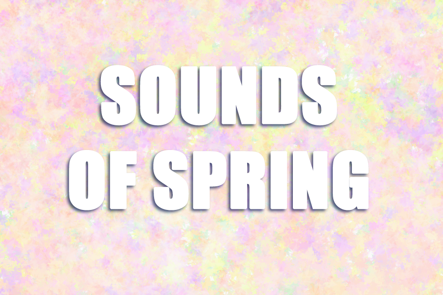 TRL's Katie Bardwell shares her top songs to listen to with spring on the rise.