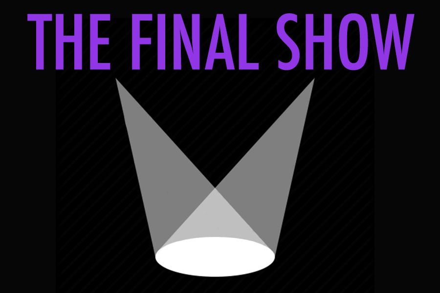The theatre program will perform its final showing of its One Act show  tonight at 7:30 p.m.