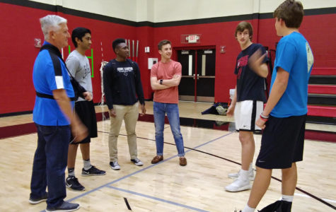School introduces boys volleyball team