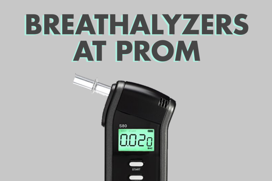 Breathalyzers to be used at prom