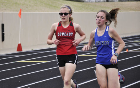 Track and field prepares for upcoming regional meet