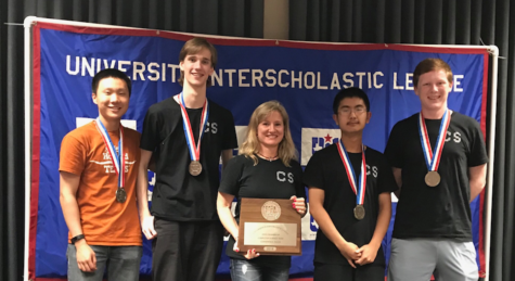 Computer science and journalism place at state UIL meet
