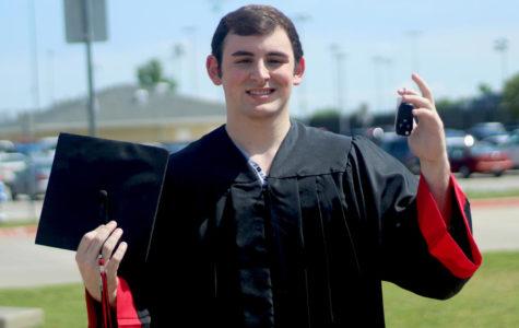 Senior goodbye: Life is a highway