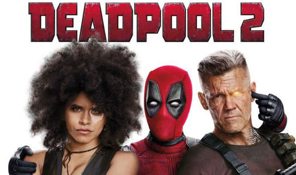 The story isn't anything special, as the entire crux of the film revolves around Cable's attempts to kill a delinquent teenager.