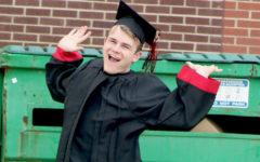 Senior goodbye: More like 'why?' school