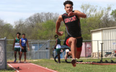 Track and field to send three competitors to state