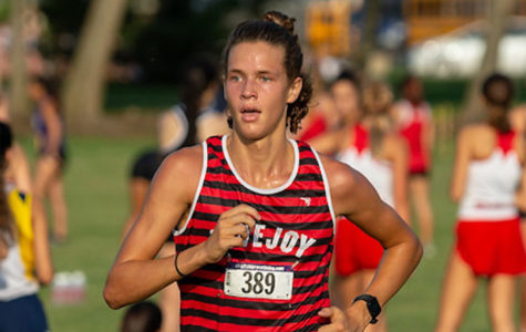Cross country junior posts fastest 5k time in nation