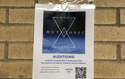 Theatre to hold 'Hot Topic' auditions
