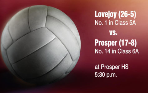 Volleyball travels to take on rival Prosper