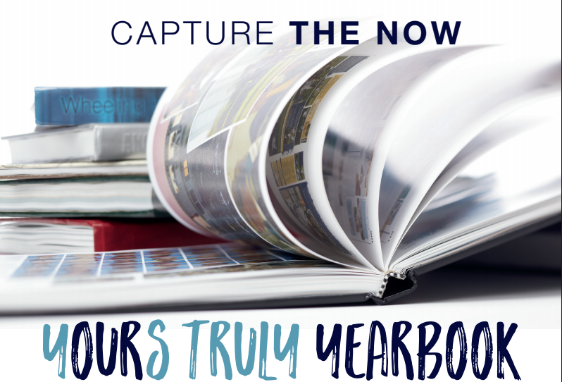 Students may now purchase their yearbook for 2018-2019 with the option of four free icons.