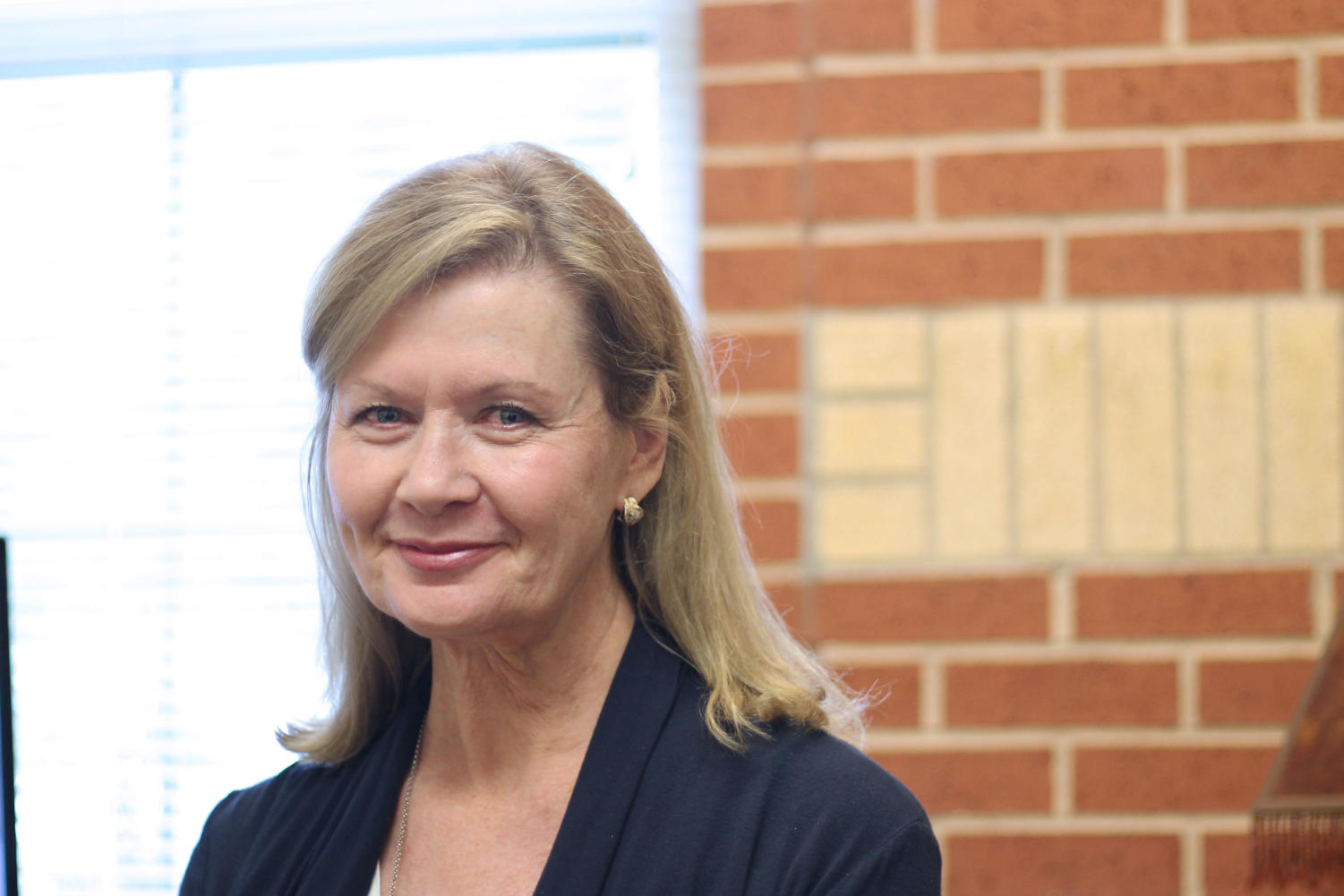 The school hired new attendance officer Debra Hogan for the new school year.