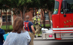 Fire alarm causes double evacuation