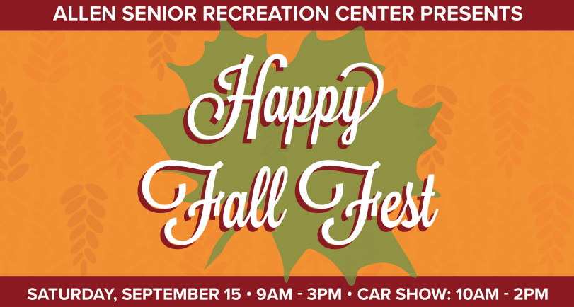 Allen fall festival to commence this Saturday