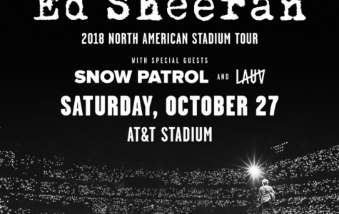 Staff to give away tickets to see Ed Sheeran