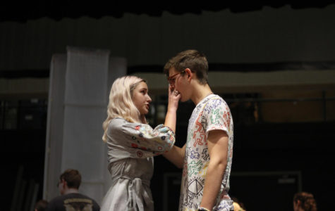 'Hot Topic' production gives seniors directing roles