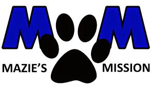 Members of Paws for Cause will host benefits to raise money for non-profit organization Mazie's Mission.