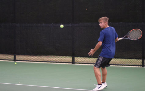 Tennis to host McKinney North in final match of regular season