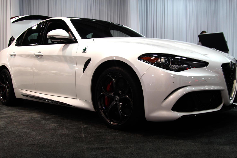 The+2019+Alfa+Romero+Giulia+has+a+top+speed+of+149mph.