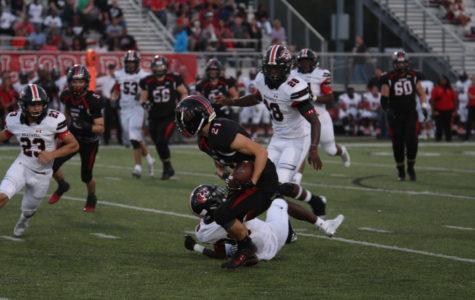 Football to challenge Lake Dallas in Homecoming matchup