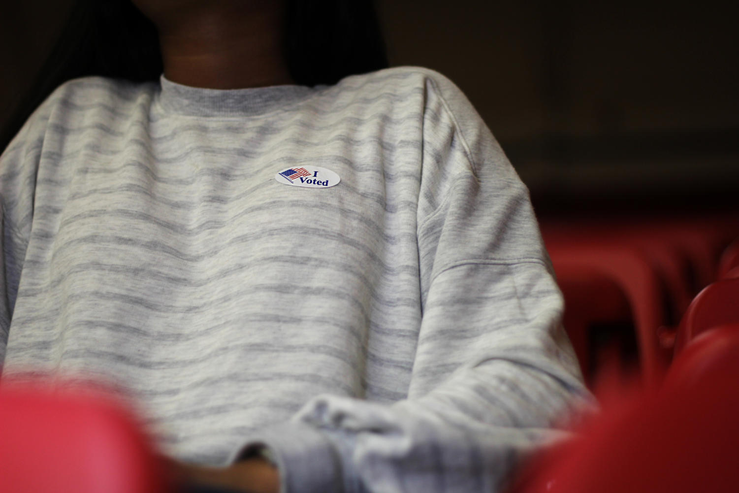Early voting began Monday, Oct. 22.