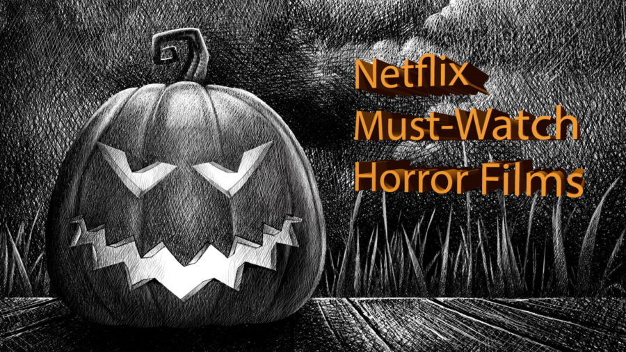 TRL%27s+Grant+Vogel+reviewed+the+horror+movies+of+Netflix+for+Halloween.