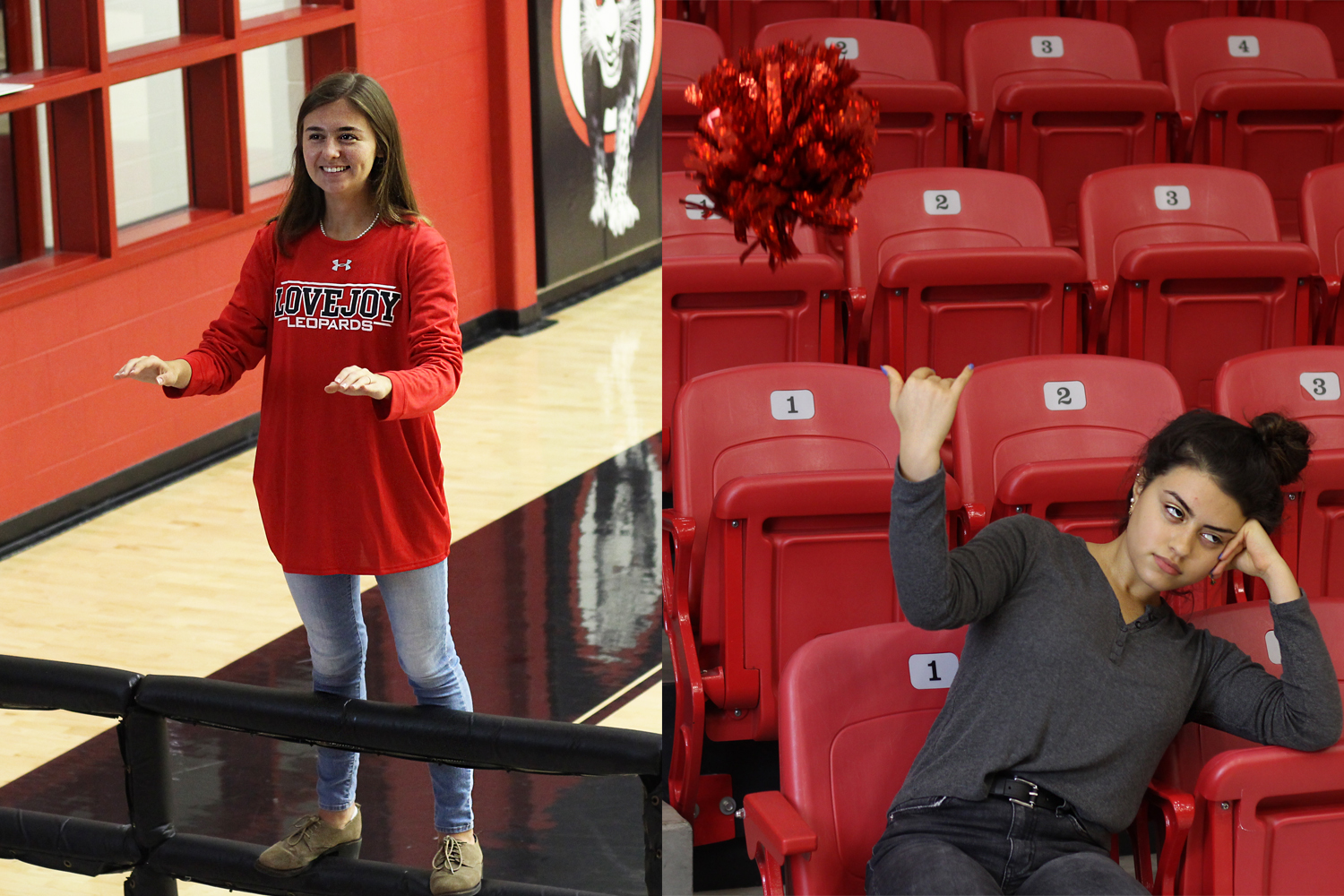 Two staffers express their experiences and opinions on pep rallies.