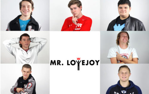 The annual Mr.Lovejoy pageant will take place on Wednesday during homecoming week.