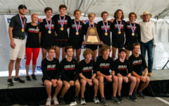 Cross Country finishes in third place at state meet