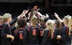 Volleyball finishes second in state after falling to Kingwood Park in finals