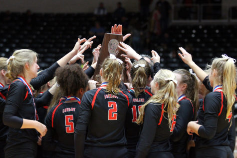 Photo Gallery: Volleyball defeats Frisco Liberty in playoffs